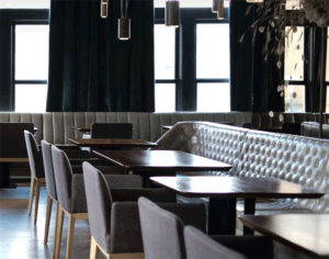 ALO Restaurant at 163 Spadina Avenue Third Floor Victorian Building Toronto Ontario Canada M5V2L6